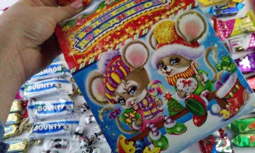 Новогодние подарки детям: 5 самых опасных сластей