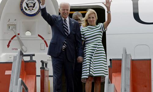 Как выглядит новая первая леди США и что о ней известно