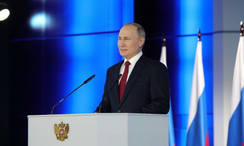 Путин в своем послании озвучит нечто новое для россиян