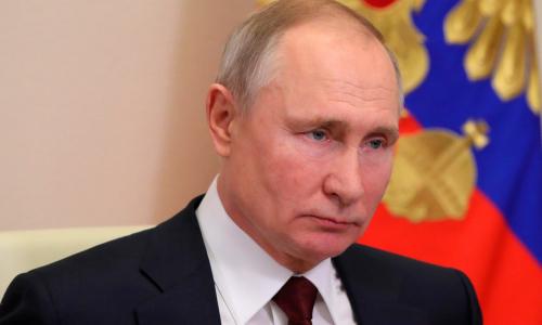 Путин впервые прокомментировал массовое убийство в школе Казани