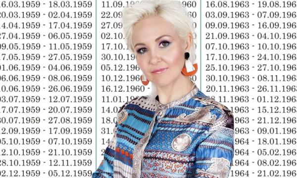 Василиса Володина назвала даты рождения тех, кого ждут большие проблемы в 2021 году