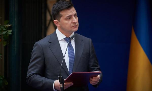 Зеленский подписал закон о призыве на военную службу резервистов
